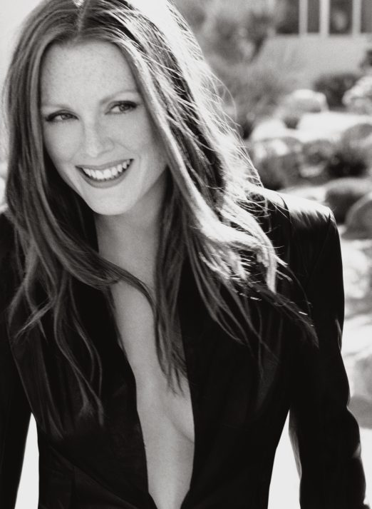 Ritts Julianne Moore