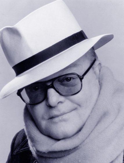 Writer Truman Capote, 1976